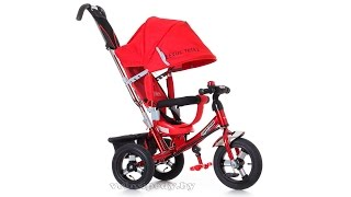 Сборка детского трехколесного велосипеда Lexus Trike Baby Comfort Air Maxi(Процесс сборка детского трехколесного велосипеда Lexus Trike Baby Comfort Air Maxi. Интернет-магазин velosipedy.by., 2015-05-19T11:37:53.000Z)