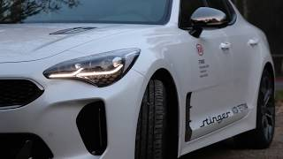 Sound Check Kia Stinger GT V6 AWD 370PS