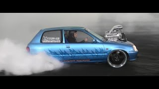 SMURF RIPS IT UP AT SYDNEY DRAGWAY 19.8.2015