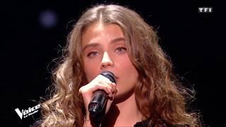Maëlle Pistoia ft. les finalistes - Maurane - Prélude de bach (The Voice France 7)