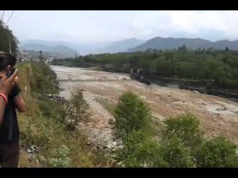 Pokhara Flood Video.mp4