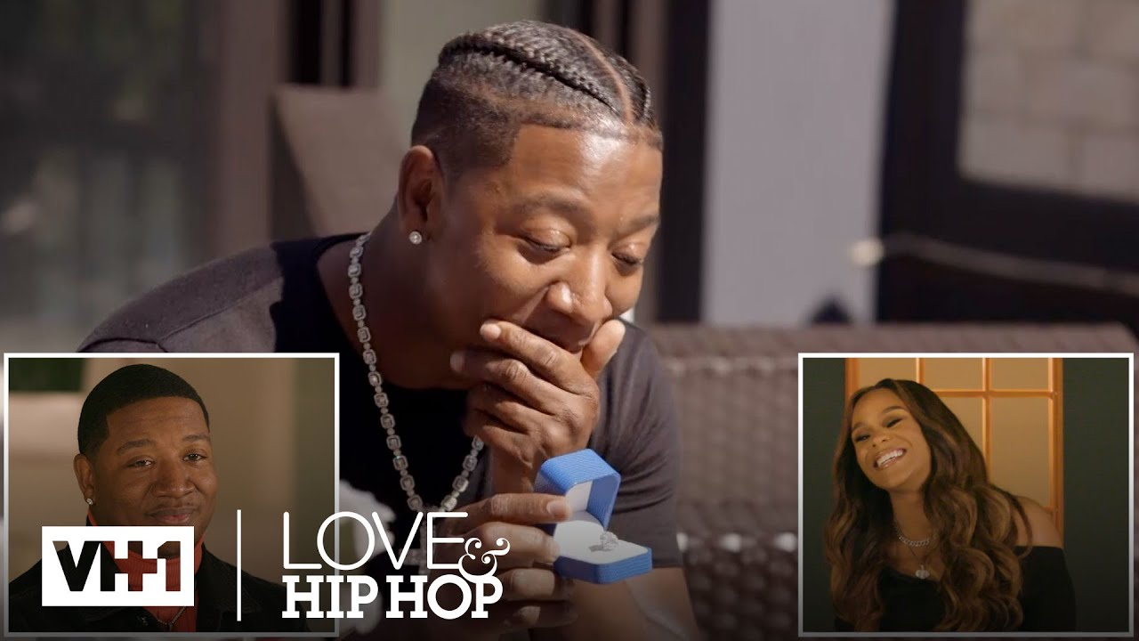 Joc & Kendra React to Their Engagement | Love & Hip Hop: Atlanta