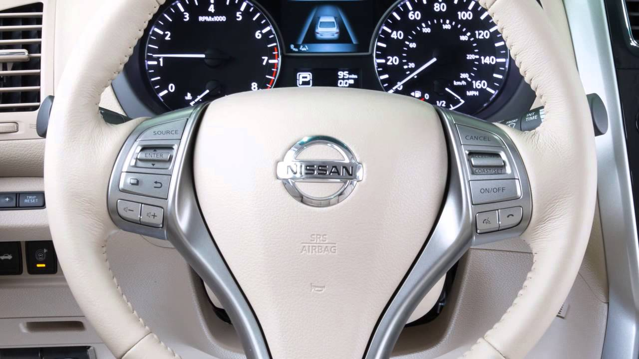 Nissan Altima: Automatic operation