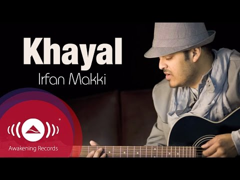 Irfan Makki - Khayal (Urdu) | Official Lyric Video