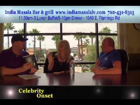 Celebrity Onset with guest Gina Wilson and Sean Huddleston