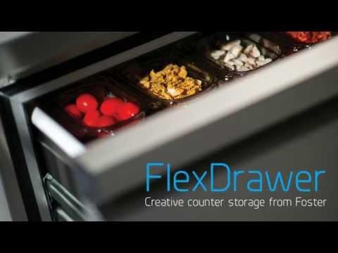 Foster FlexDrawer Counter: The Refrigerator Drawer Snapshot Video