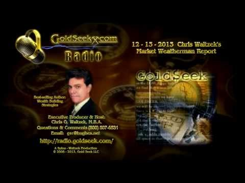 GoldSeek Radio - Dec 13, 2013 [ft LAURENCE KOTLIKOFF & BILL MURPHY]