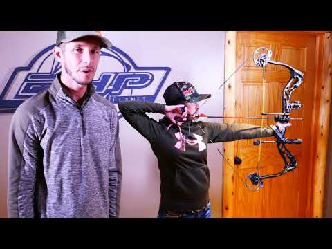 Archery - How to shoot a thumb style bow release