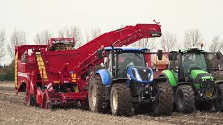Harvest Abbenes 2017 by GRIMME   IOF   Internet of Food & Farm