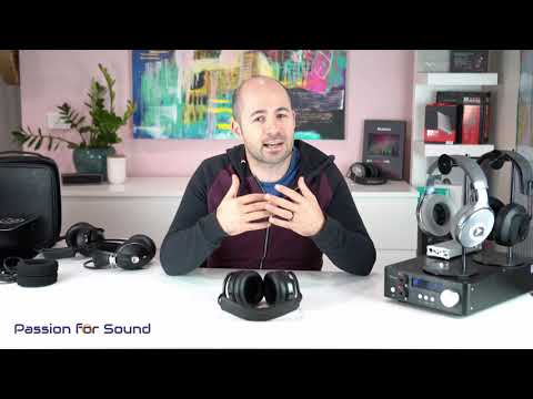 AudioQuest NightOwl (Carbon) Headphone Review & Comparison