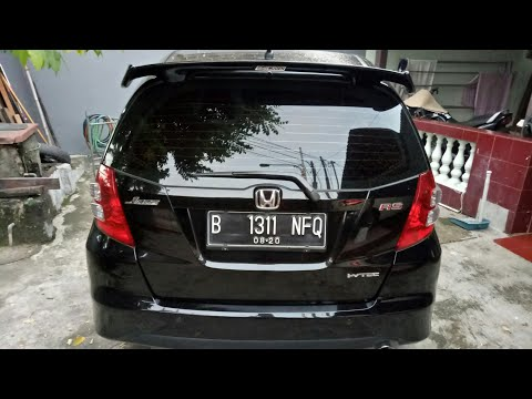 In Depth Honda Jazz RS 2010 A/T  Indonesia