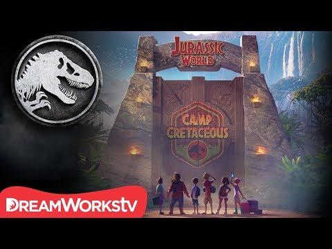 JURASSIC WORLD: CAMP CRETACEOUS   Teaser Trailer