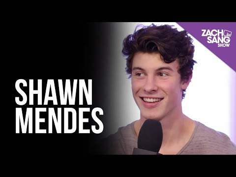 Shawn Mendes Talks Album #3 and Blake Shelton | Backstage at the AMAs