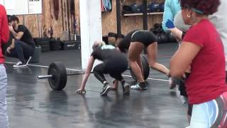 Sixforty Crossfit Club Games 2016