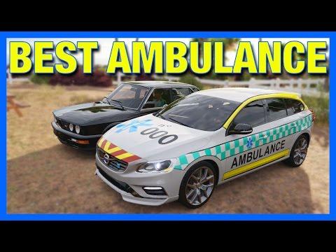 Forza Horizon 3 Online : Best Ambulance Challenge!! thumbnail