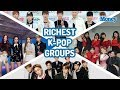 Which K-Pop Group Makes the Most Money? | MONEY