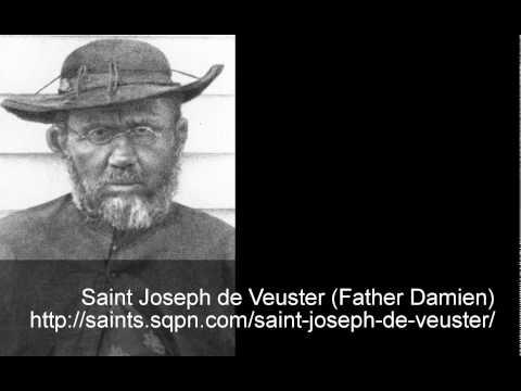 Saint Joseph de Veuster (Father Damien) Playlist