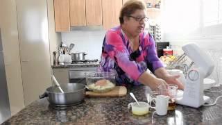 Yiayia's Homemade Taramasalata!
