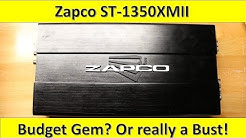 Budget Zapco? Good Value or Good Lie? Zapco ST-1350XMII on the dyno!
