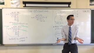 Division of Polynomials (2 of 2: Using Long Division to divide Polynomials)