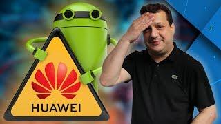 Android-Verbot für Huawei: Das sind die Folgen