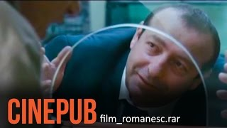 TATAL FANTOMA | Scena din hotel (Nicodim Ungureanu & Marcel Iures)| CINEPUB
