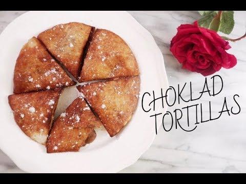 chokladmuffins med choklad