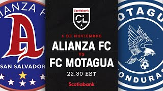 SCL 2020   Alianza FC vs FC Motagua