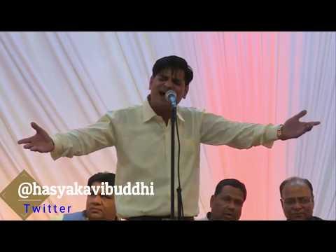 Kavi Sammelan Rajasthan के Kavi Buddhi Prakash Dadhich || Morari Bapu की Ram Katha में Nairobi