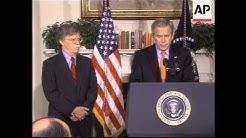 Bush names embattled nominee John Bolton as UN ambassador