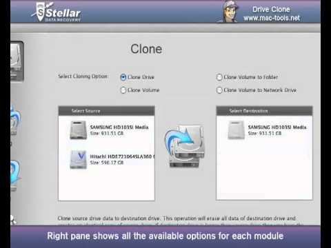 you tube how to clone linux drive