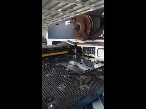 T30 fabrication CNC turret punching machine