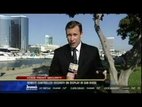 MARTAC CBS News 8 San Diego Coverage 2011