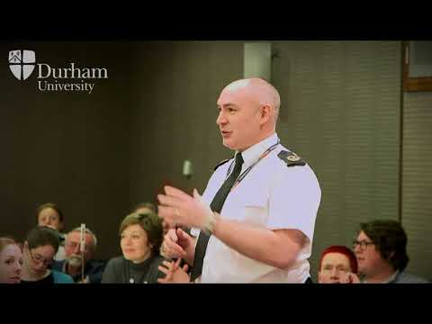 Assistant Chief Constable Dave Orford, Durham Constabulary