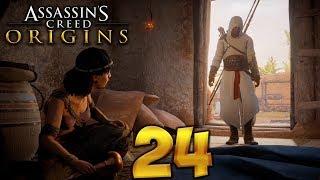 Assassin's Creed Origins. Прохождение. Часть 24 (Слоник Джумбе)