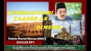 mp3 - B&A Ustaz Hj Shamsuri - Ketibaan Nabi Yaakob as Di Mesir