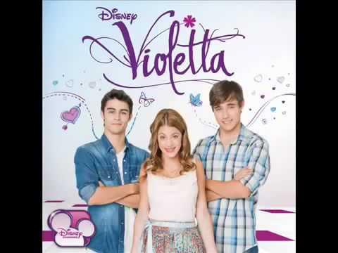 Violetta CD 1 COMPLETO
