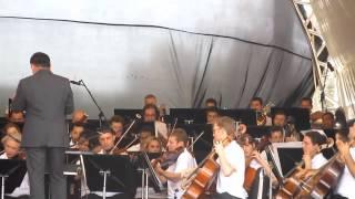 Bedřich Smetana - Prodaná nevěsta - Skocna - Dança dos Comediantes - OFMG