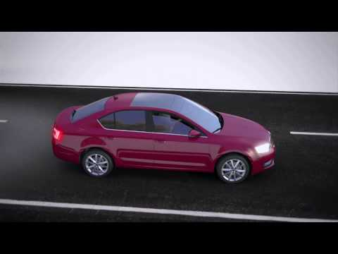 Skoda Advanced Safety Systems