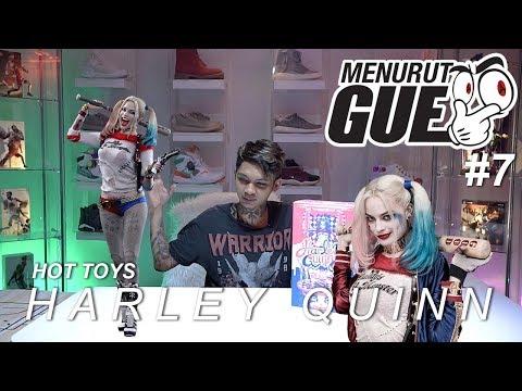 SEKSINYA MARGOT ROBBIE - MENURUT GUE #7  HOTTOYS : Harley Quinn (Action Figure)