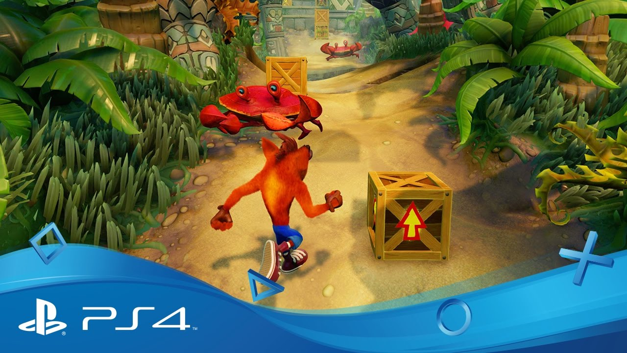 Crash Team Racing Ps4 Amazon Box Art Crashbandicoot