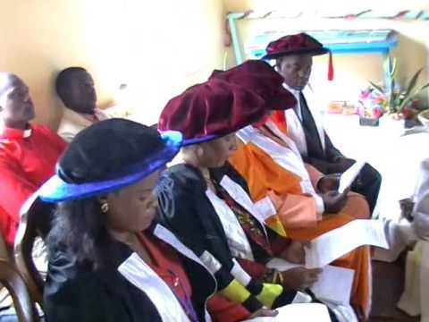 Graduation Ceremony of ABA Foundation Bible College