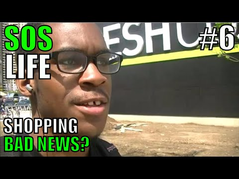 The SOS Life: Shopping with SOS | Bad News?