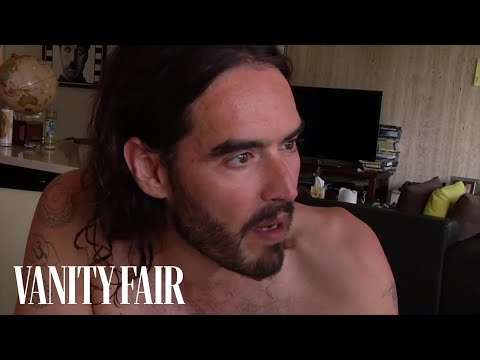 "Russell Brand: You Need ""Narcissism and Egotism"" to Change the World - Exclusives"