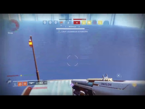 Destiny 2 trials of the nine carries  ps4 