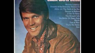 Watch Glen Campbell The Straight Life video