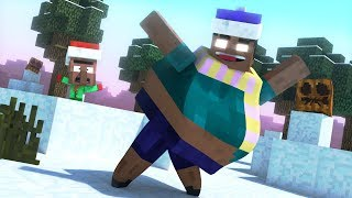 Herobrine Life – Top Minecraft Animations for kids