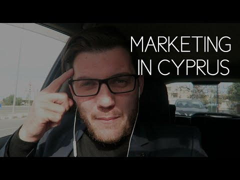 Vlog 142: HOW COMPANIES DO MARKETING IN CYPRUS