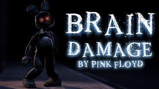 Gambar cover [SFM FNAF] Brain Damage -  Pink Floyd Song (Survive The Night 2)