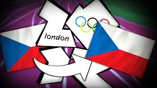 Czechy to Czechy, Challenge! || London 2012: Olympic Games